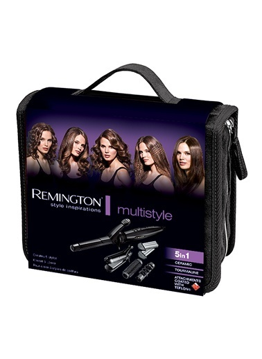 Remington S8760 Multistyle Şekillendirme Seti Siyah